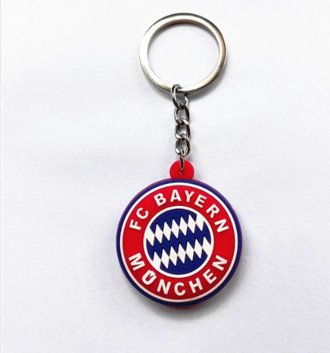 FC Bayern Munich Exclusive Car Keychain //Price: $10.99 & FREE Shipping //