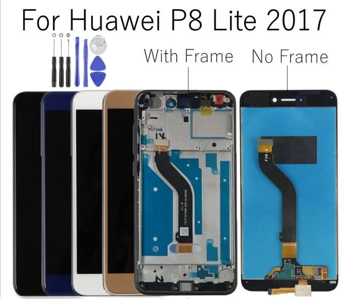 Huawei P8 Lite 2017 Lcd All Color In Stock We Are Always Here For Your Inquiry Money7891 Hotmail Com Skype Mbeatstech Whatsapp Huawei Wireless Beats Xiaomi