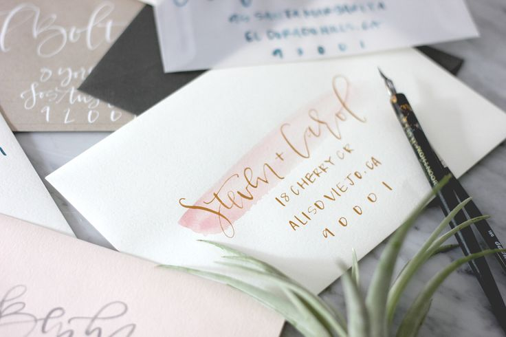 Best 25 Envelope Addressing Etiquette Ideas On Pinterest