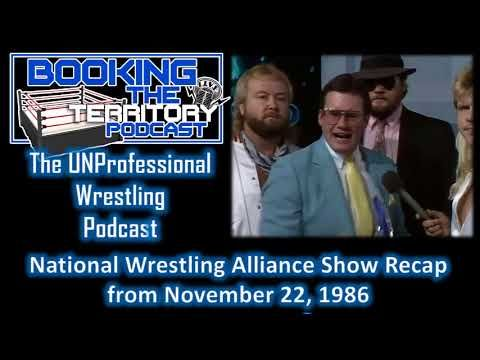 NWA WCW Recap Nov 22, 1986: Promos by Ric Flair, Jim Cornette, Arn Anderson, Dusty Rhodes & more!  ||  This is Booking The Territory's review of NWA Saturday Night on TBS from November 22, 1986 with promos by Ric Flair, Dusty Rhodes, Jim Cornette, Arn Anderson... https://www.youtube.com/watch?a&feature=youtu.be&utm_campaign=crowdfire&utm_content=crowdfire&utm_medium=social&utm_source=pinterest&v=-GGOJ8KGPks