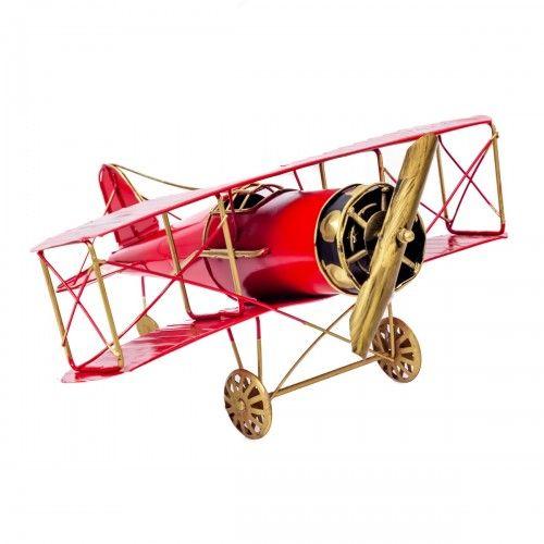 Mapor   hiasan pajangan pesawat koleksi industrial vintage interior design