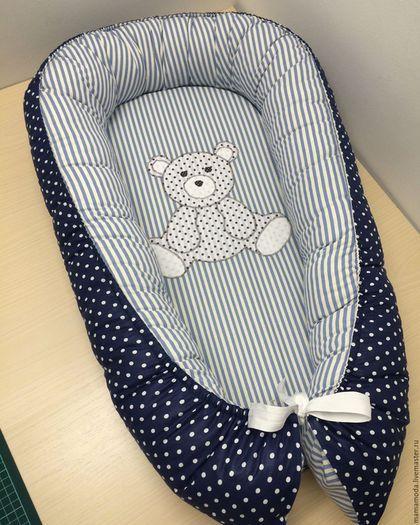 Шьём кокон для новорожденных