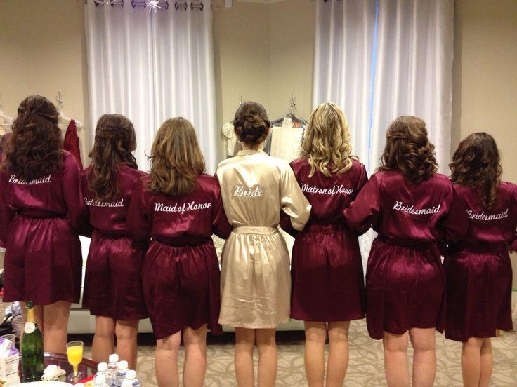 Bridesmaids' gifts!!