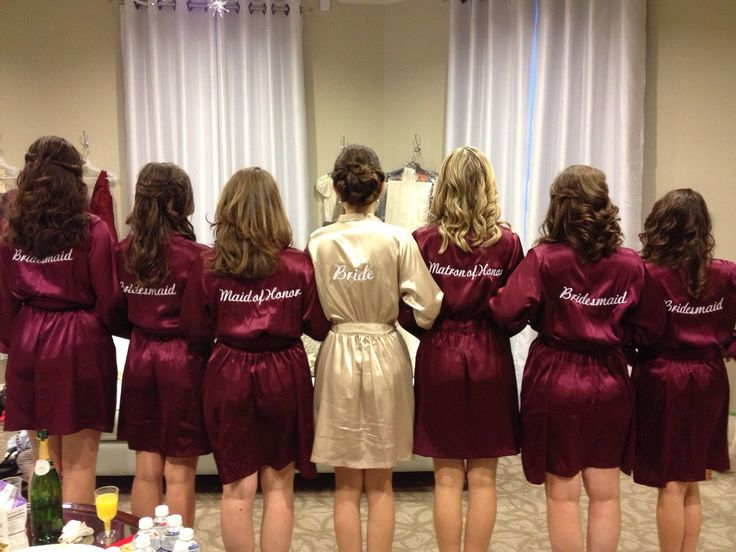 Bridesmaids' gifts!!