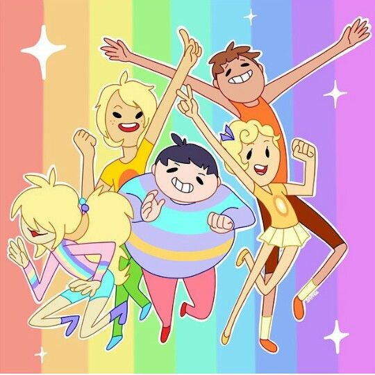 Jake's Kids  Adventure time characters, Science fiction fantasy, Cartoon network tv