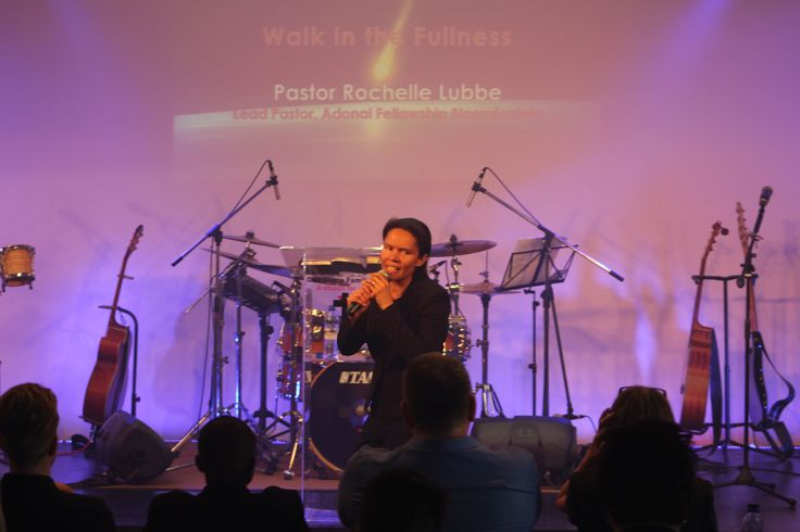Pastor Rochelle Lubbe from Adonai Fellowship, Bloemfontein bringing a powerful  word on Walking in the Fullness in Session 4 of SOZO 2016. Catch the replay at www.deogloria.org/live. #sozo2016 #FireOilWater #ForeverChanged #lgbt #gaychurch #gaychristian #allpeople #durban