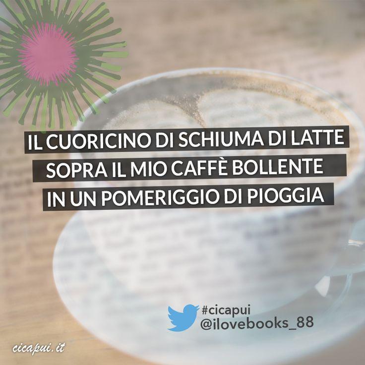 #cicapui caffè