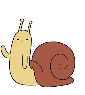 Where all the hidden snails are in Adventure Time episodes!!