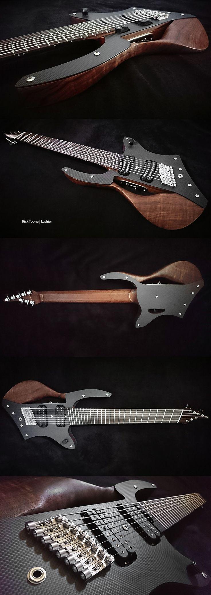 Carbon-Fiber-Eight-String-Guitar