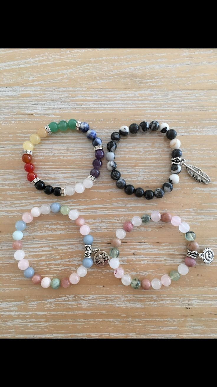 8mm bead bracelets