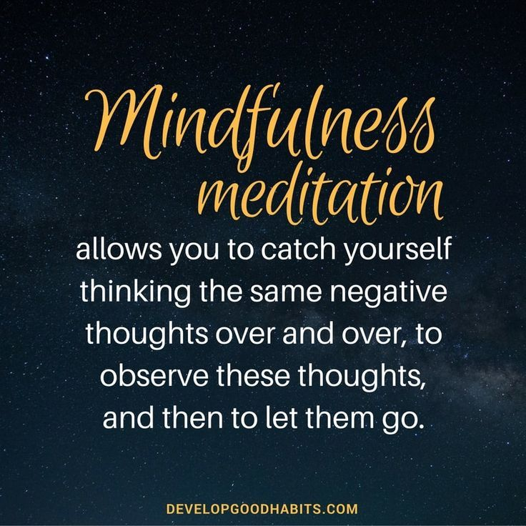 De 20 B Sta Id Erna Om Mindfulness Meditation P