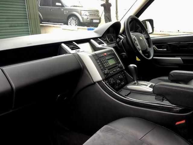 2003 Range Rover Sport 3.6 TDV8 HST 5-door auto estate. Java Black Metallic. Full Land Rover service history. Click on pic shown for loads more.