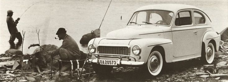 """""""Progress by Evolution"""": 1977's 50 years of Volvo Cars brochure"""