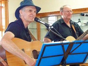 "Philip et Wendell d'Eon's  ""Nouvelle-Ecosse"" Duo from West Pubnico, #NovaScotia"