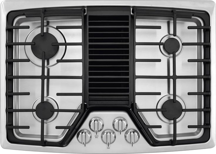 Frigidaire rc30dg60ps 30 inch gas cooktop with 4 sealed
