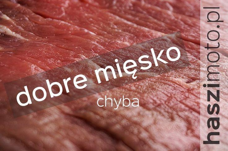 Mięso w diecie - czyli jak przeszłam na HANDLOWY WEGETARIANIZM