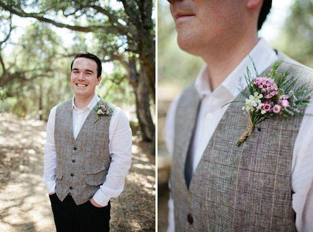 preciosos trajes de novio - tendencias modernas 2015