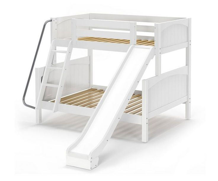 about Bunk Bed With Slide on Pinterest  Bunk bed designs, Bunk bed ...