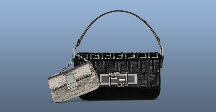 Rihanna has personalized special Fendi 3Baguette and Micro Baguette bags for the 3Baguette charity project.