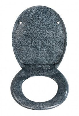 soft close grey toilet seat. Ottana Granite Grey Novelty Soft Close Toilet Seat 12 best Bog seats images on Pinterest  Toilets and
