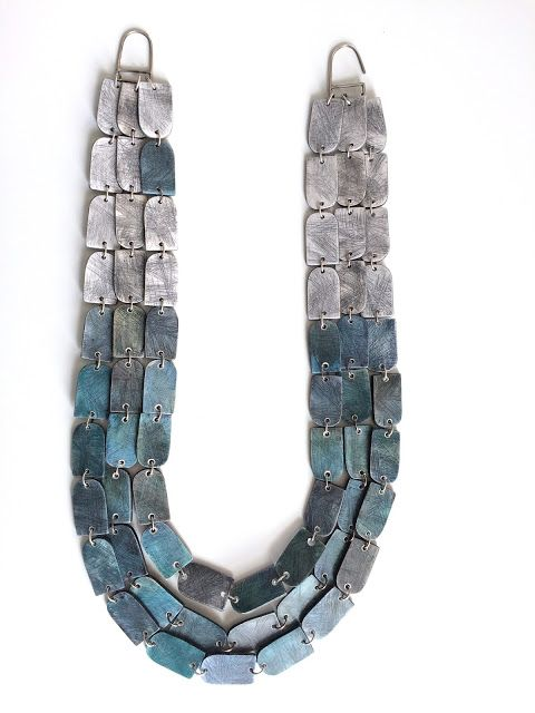 Reversible multi-strand necklace