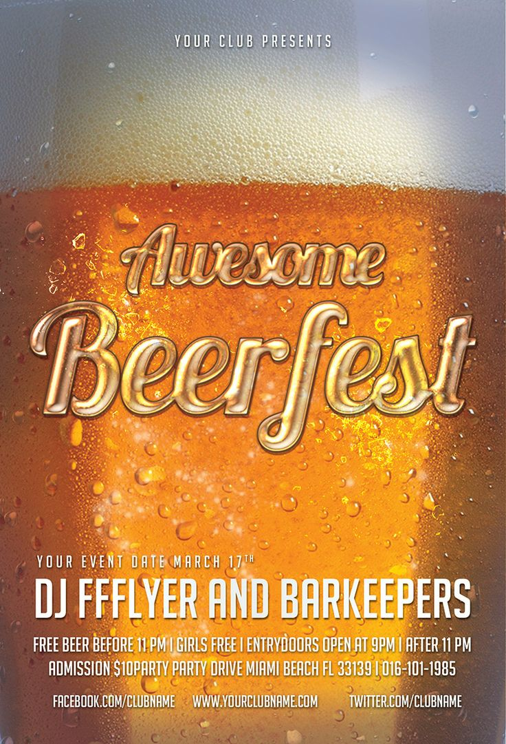 best images about flyer templates dj awesome beerfest flyer template best and premium club and party flyer templates and premium resources flyer psd design templates