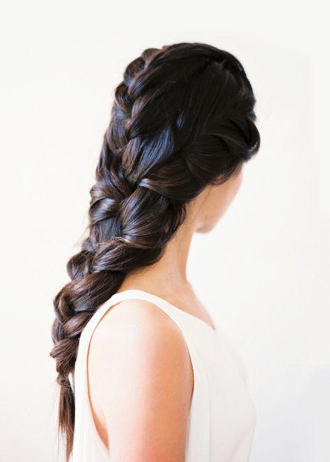 Demetra T.: favorite hairstyle