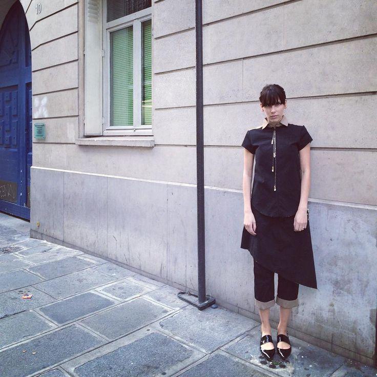 LAURA LAURENS / BLACK