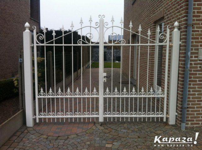 Smeedijzeren poort, Overige, Lanaken   Kapaza.be