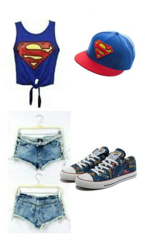 Superman #outfit