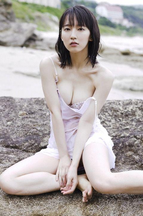 吉岡里帆ちゃんの体たまらなすぎwwwwwwwwww (※画像あり)|ラビット速報