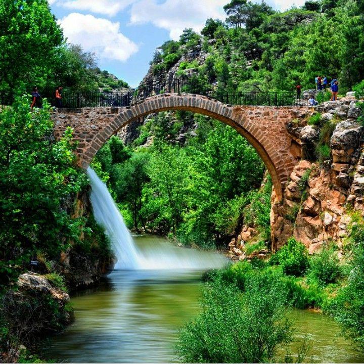Clandras bridge-Uşak-Turkiye