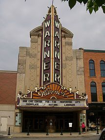 warner  movie theaters | Warner Theatre (Erie, Pennsylvania) - Wikipedia, the free encyclopedia