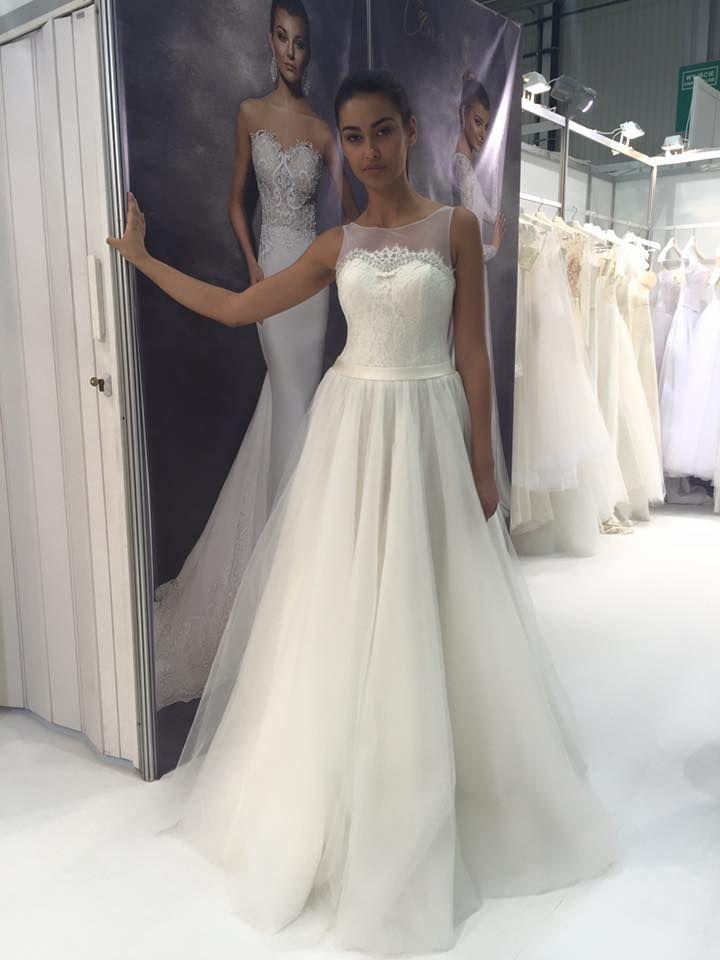 Španielske svadobné šaty na mieru