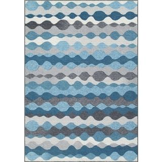 Shop for Skyline Graphite Nylon Rug (8'2 x 10'). Get free shipping at Overstock.com - Your Online Home Decor Outlet Store! Get 5% in rewards with Club O!