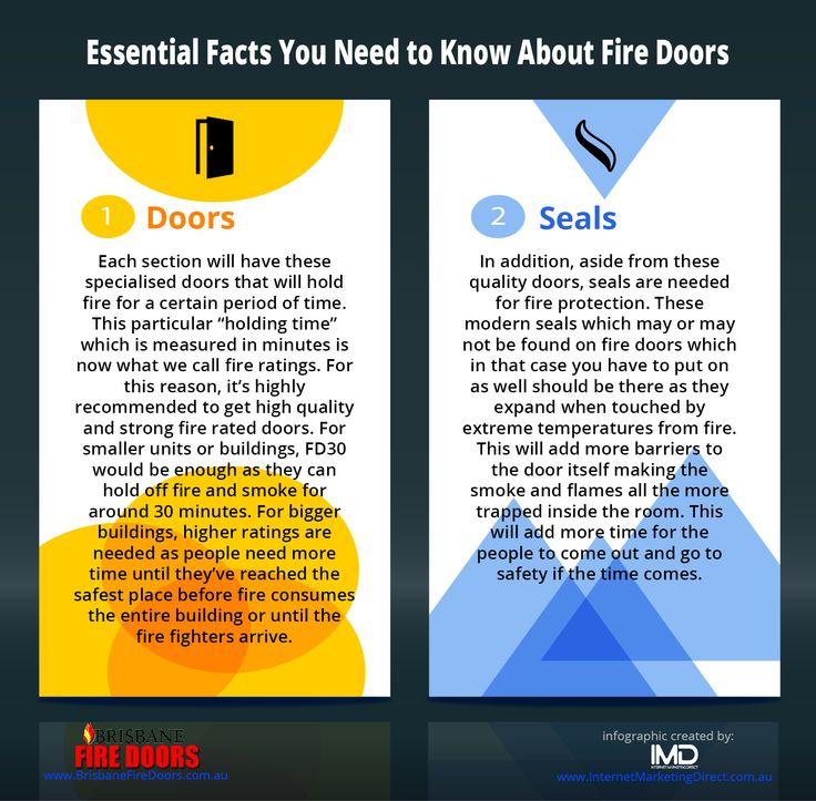 24 Best Brisbane Fire Doors Fire Door Specialists Images