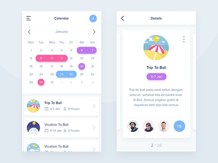 Calendar App Ui : Best calendar ui ideas on pinterest