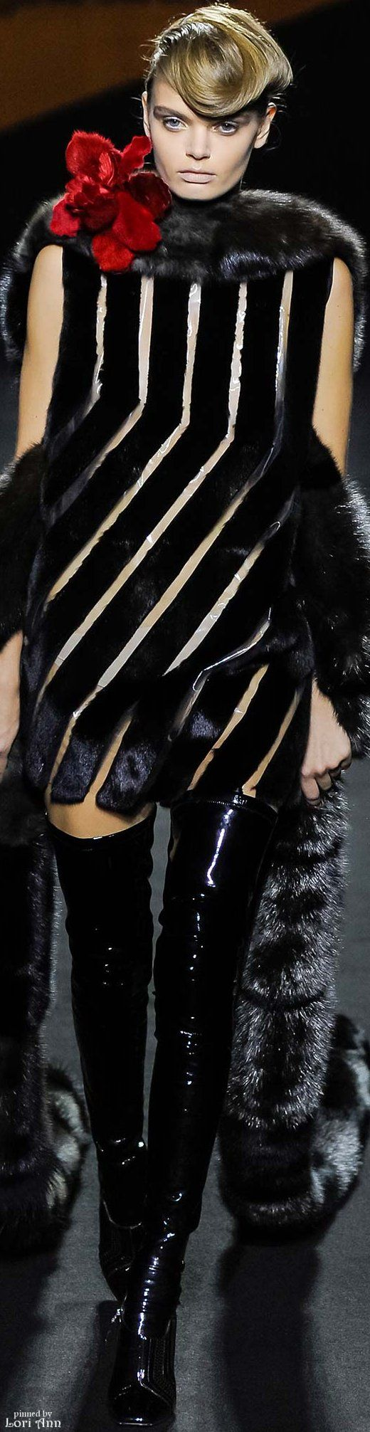 Fendi Couture Fall 2015