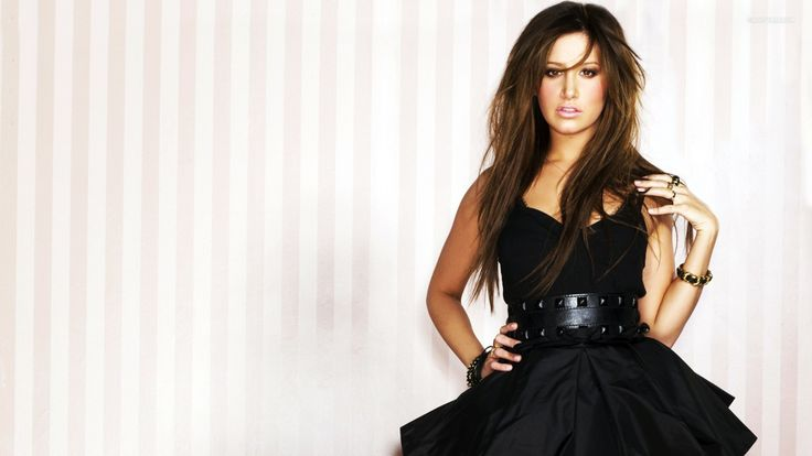 Ashley Tisdale Background Wallpapers
