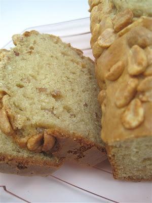 Peanut Butter Teabread | Afternoon Tea | Pinterest