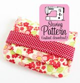 Thanks for stopping by!  I make pdf sewing patterns for small accessories, and pretty much love all things sewing.  This blog is a place for me to show what I'm currently sewing, the fabrics/buttons/notions I covet, post a few tutorials, and share some general sewing tips.