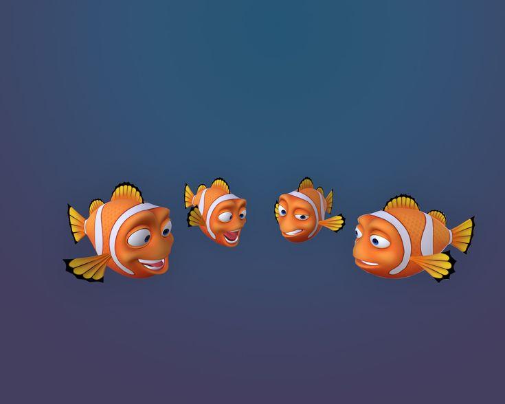 ArtStation - Fish__, Alexey Borovsky