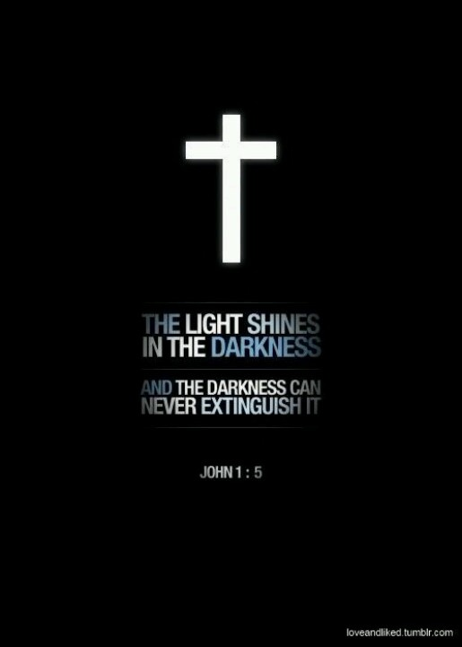 Jesus is the Light. | inspire. | Pinterest