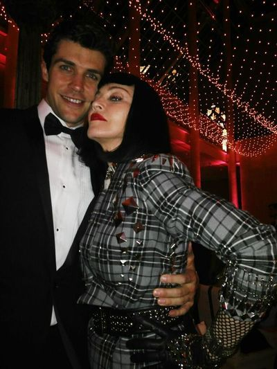 Roberto Bolle & Madonna