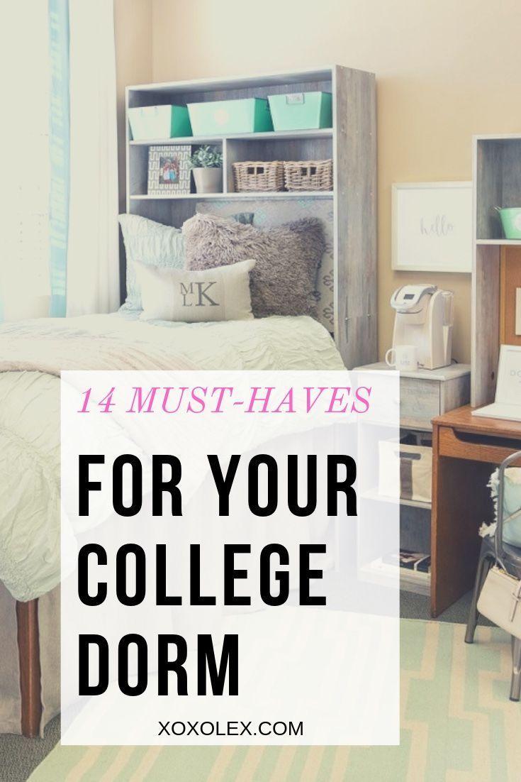 Unique College Dorm Essentials That Aren T On The Usual Packing Lists College Dorm Essentials College Dorm Room Essentials Dorm Essentials