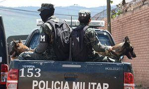 US investigating allegations Honduran military had hitlist of activists to target State department review of Guardian allegations comes as a group of Congress members renew call to suspend all US aid to Honduran police and military  America's funding of Honduran security puts blood on our hands