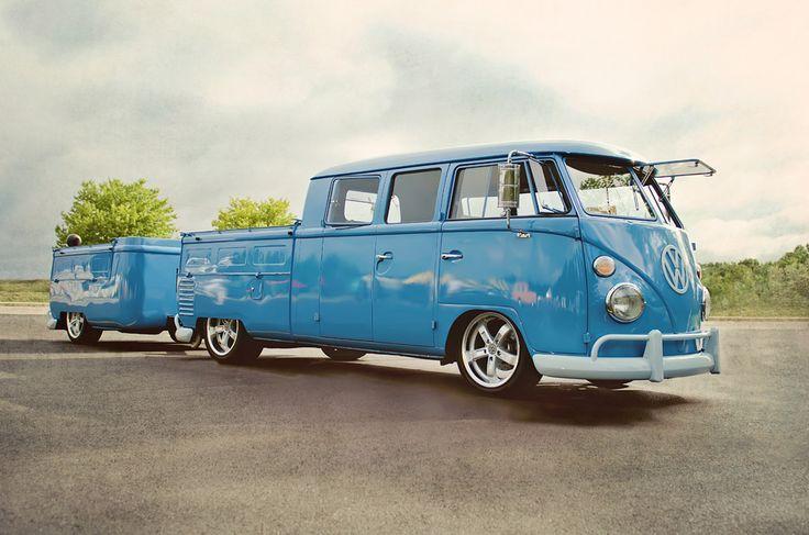 12 of the Coolest Custom VW Campervans Ever Built - ...
