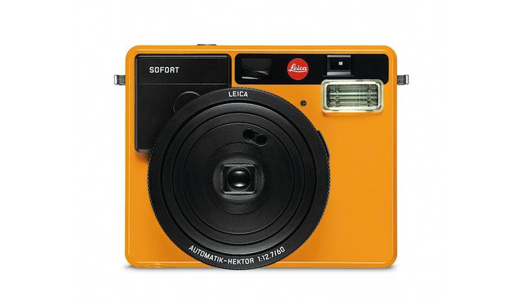 LEICA|ライカ史上初のインスタントカメラ「ライカ ゾフォート」