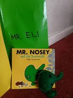 Mr Nosey Party Bag / Mr Men My Guide To Home Made
