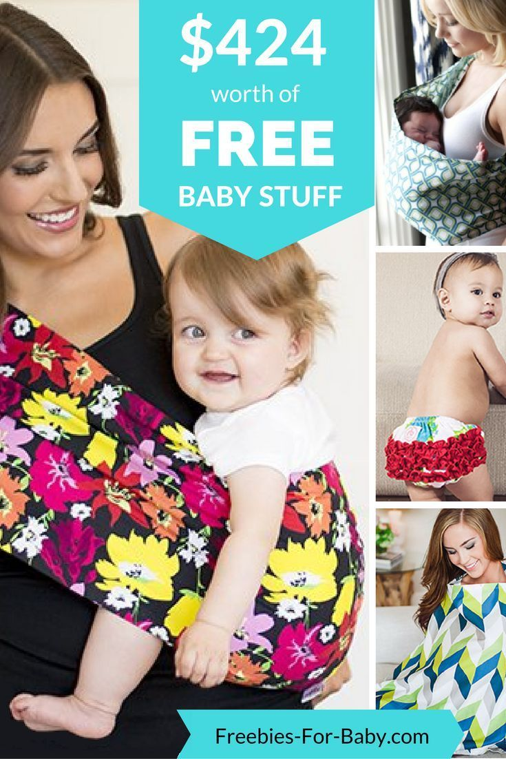 Get $424 worth of FREE Baby Products when you use our special coupon code.  You can get a free baby sling, carseat cover, nursing pillow, baby clothes, more! Go to => http://freebies-for-baby.com/4571/424-worth-free-baby-stuff/  #BabyCoupon #CouponCodes #PromoCodes